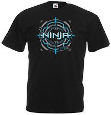 YouTube Inspired Merch Youtuber NINJA HYPER - Kids & Adults Unisex T-Shirt