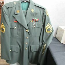 US Army Class A Uniform Jacket and Trousers
