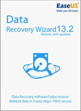 EaseUS Data Recovery 13.2 Newest - Lifetime Updates