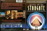 STARGATE (1994) DIRECTOR'S CUT diretto da Roland Emmerich - DVD (FUORI CATALOGO)