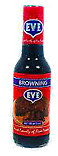 EVE BROWNING - 2 BOTTLES - JAMAICAN BROWNING - MAKES GREAT FRUIT CAKE - 5 OZ EA.