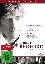 JENSEITS VON AFRIKA + SNEAKERS, Die Lautlosen + SPY GAME (3 x Robert Redford)
