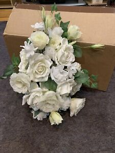 Silk Floral Bridal Boquet