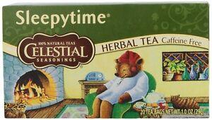 Celestial Seasonings, Sleepytime Herbal 20 Tea Bags