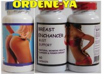 Butt & Breast Capsules Enhancement Up Lift UpLift Glutes BOTTOM BUSTER Increase