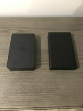 Western Digital 1tb and Hitachi 500GB Hard Drive in Orico 3.0 External HD Case