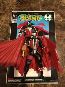 Spawn Series 1 1994 Action Figure 100% Complete