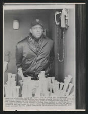 1967 Original Baseball Wire Photo - What a Way to Start the Season (Willie Mays)