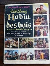 L'encyclopédie par le timbre Walt Disney Robin des Bois N°29 - Complet