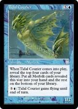 TIDAL COURIER Apocalypse MTG Blue Creature — Merfolk Unc
