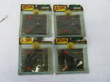 Vintage Ho Train Atlas Custom-Line 220-300 Lot Of 4 Controllers.Nos