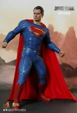 """Hot Toys SUPERMAN Justice League 1/6 12"""" Henry Cavill Mint SEALED  USA"""