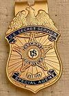 US SECRET SERVICE MONEY CLIP / SPECIAL AGENT BADGE