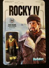 """ROCKY BALBOA - Sylvester Stallone Winter 3.75"""" Action Figure ReAction Super 7"""