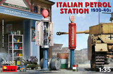 Italian petrol station 1930-40s (Buildings and Accessories) 1/35 MiniArt  35620