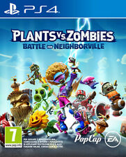 Plants VS Zombies:Battle For Neighborville PS4