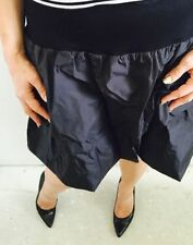 Above Knee Polyester Bubble Regular Size Skirts for Women