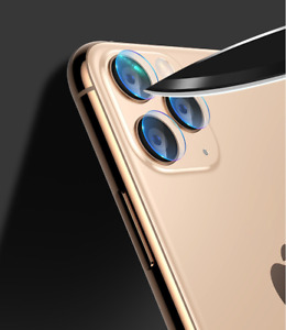 2 x Back Rear Camera Lens Tempered Glass Protector For iPhone 11
