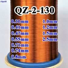 Polyester enameled wire enameled round copper wire or transformer winding wire