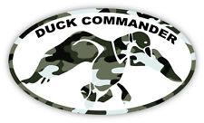 "Duck Commander camo sticker decal 6"" x 3"""