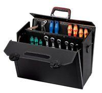PARAT 17.000.581 Werkzeugtasche mit Mittelwand Rindsleder TOP-LINE KingSize CP-7
