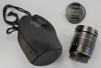 READ! 🔥 Panasonic Leica DG Vario-Elmarit 12-60mm f2.8-4 ASPH. OIS MFT M43 Lens