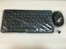 LOGITECH MK245 Mini Slim Wireless Keyboard and Mouse Set NANO RECEIVER