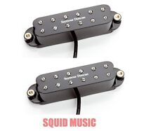 Seymour Duncan Little 59 Neck & Bridge Strat Pickups In Black SL59-1N & SL59-1B
