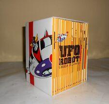 UFO ROBOT GOLDRAKE COFANETTO DI 19 DVD (NO FASCICOLI)