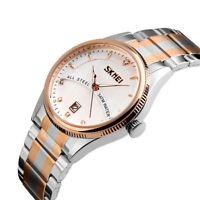 Men Wrist Watch Designer Business Class Chronograph Analogue Waterproof Watch