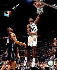 "David Robinson ""San Antonio Spurs"" Licensed Unsigned 8x10 Glossy Photo A3 NBA"
