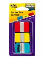 Post-It Durable Tabs - 36 count