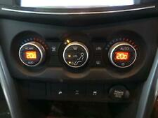 MAZDA BT50 HEATER/AC CONTROLS UP-UR, CLIMATE CONTROL TYPE, 10/11- 11 12 13 14 15