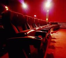 Cinema Seats With Cup Holders - Chairs - Numbered Authentic Home Cinema Seating