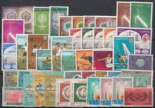 Kuwait Sammlung Collection **/MNH 330+ Marken/stamps complete sets only [st3606]