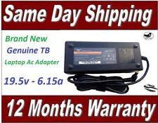 Sony Vaio VGP-AC19V46 Charger Adapter Power Supply 19.5v 6.15a Replacement 120W
