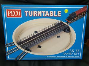Peco LK-55 Turntable HO/OO Kit