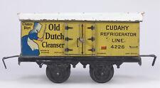 Bing Old Dutch Cleanser 2 Axle Box Car - O Gauge  VG-EX, Rare, 1912 to 1922