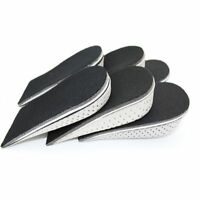 Shoes Pads Women Men Lift Insole Heel Insert Height Increase Cushion