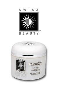 Swisa Beauty Authentic Dead Sea Face Firming Moisturizer 2.oz