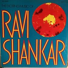 Ravi Shankar - The Exciting Music of Ravi Shankar - Melodisc UK - 1970 - Vinyl