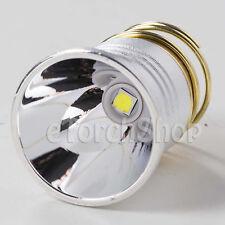 eTorch Cree XP-L V6 3mode 1400LM Max 3.7v-8.4v LED Bulb *F Surefire 6P 9P*