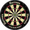 Harrows Let's Play Darts Bristle Dartboard Game Set