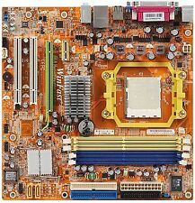 Foxconn 6100M2MA-RS2H , AM2 , AMD Motherboard