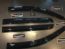 Neue Form Nissan Navara Windabweiser Buchstaben Tolles Aussehen Np300 15 voran