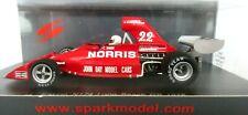 1/43 Spark  Ensign N174 #22 Long Beach US GP 1976 Chris Amon S4811