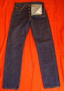Jean Levi's 501 Bleu Brut W29L32