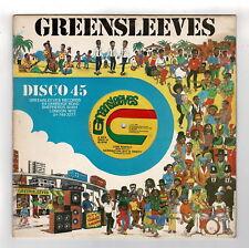 "BARRINGTON LEVY & TRINITY-lose respect   greensleeves 12"" (hear) reggae"