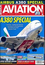 AVIATION NEWS June 2017 The Past-Present-Future of Flight A380 Special