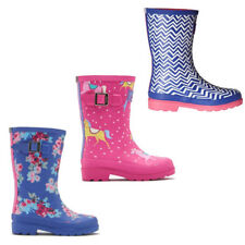 Joules Rubber Upper Shoes for Girls